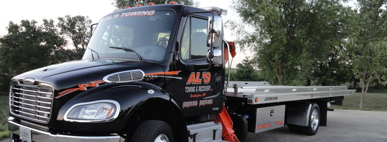 Al's Towing Inc 608-574-7936